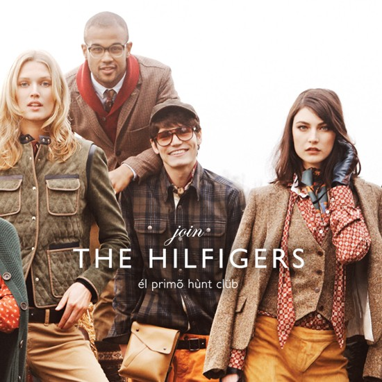 tommy hilfiger site redesign proposal 2012