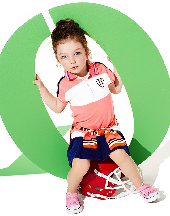 Tommy Hilfiger Kids Fall/Winter 2015 Digital