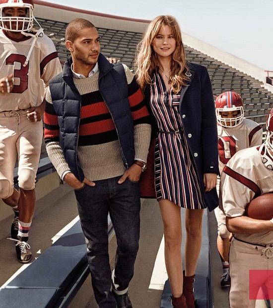 Tommy Hilfiger Magazine, October 2015